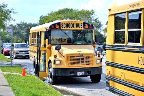 04a 500 schoolbus in TX