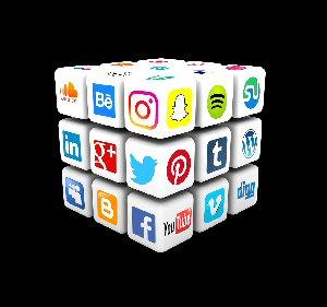 04d 300 social media cube