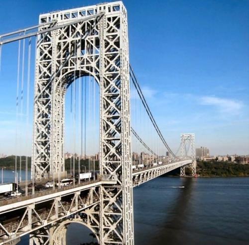 09b 600 George Washington Bridge