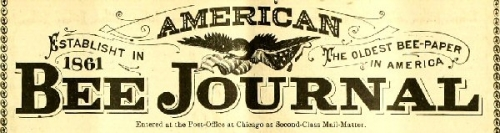 03c 600 american bee journal