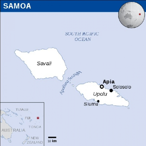 01aa 600 location of samoa
