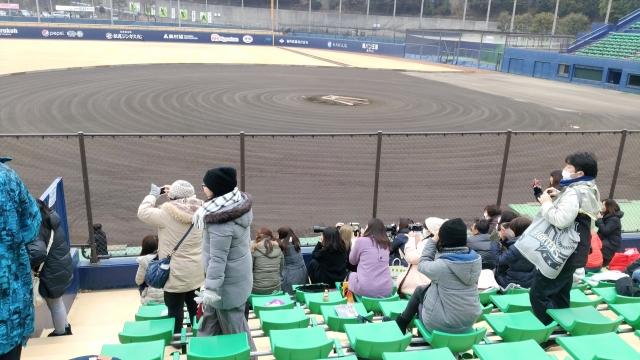 鎌ヶ谷スタジアム2019011200007-1