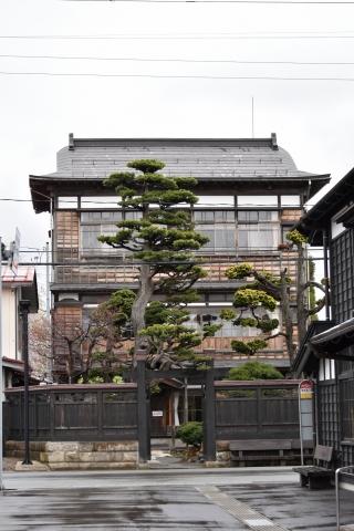 増田町くらしっくロード201904270001