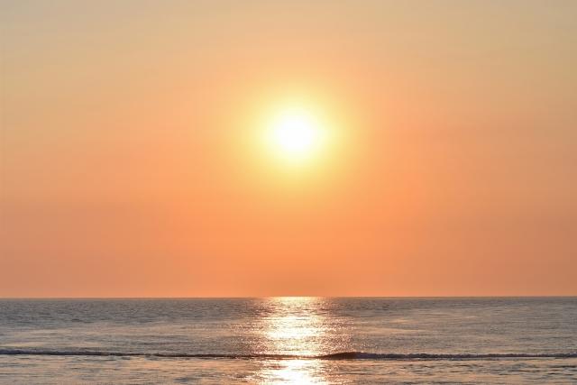 日本海の夕陽201905040003