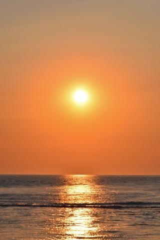 日本海の夕陽201905040005