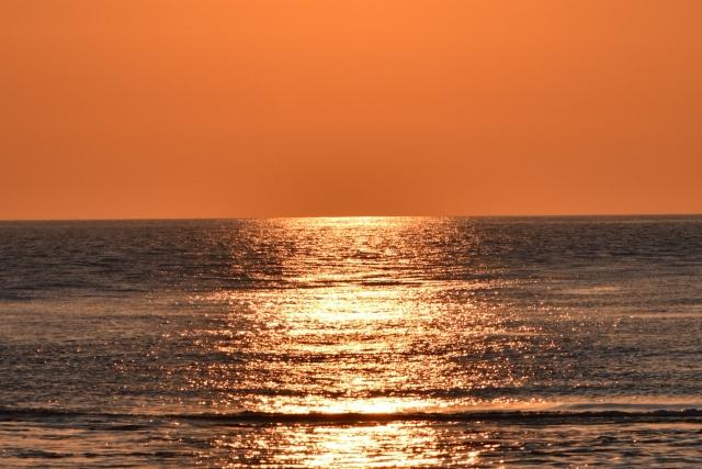 日本海の夕陽201905040006