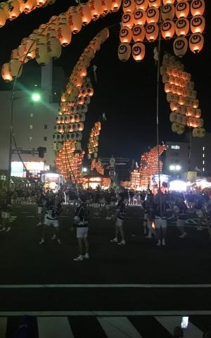 秋田竿灯2019 05