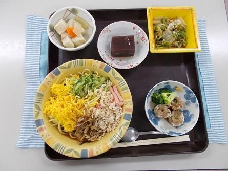 涼やか 夏の麺料理