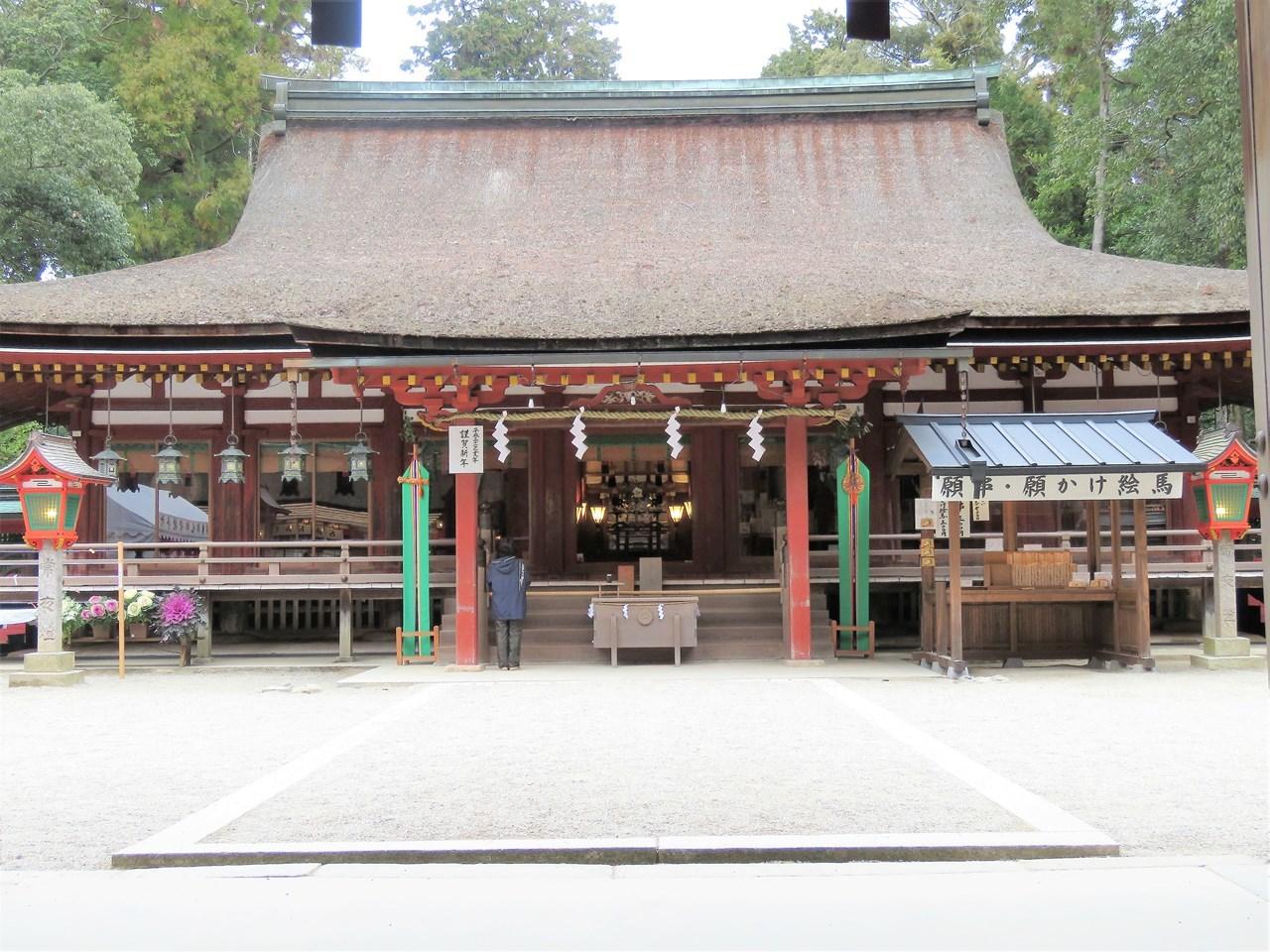 s-石上神宮 拝殿
