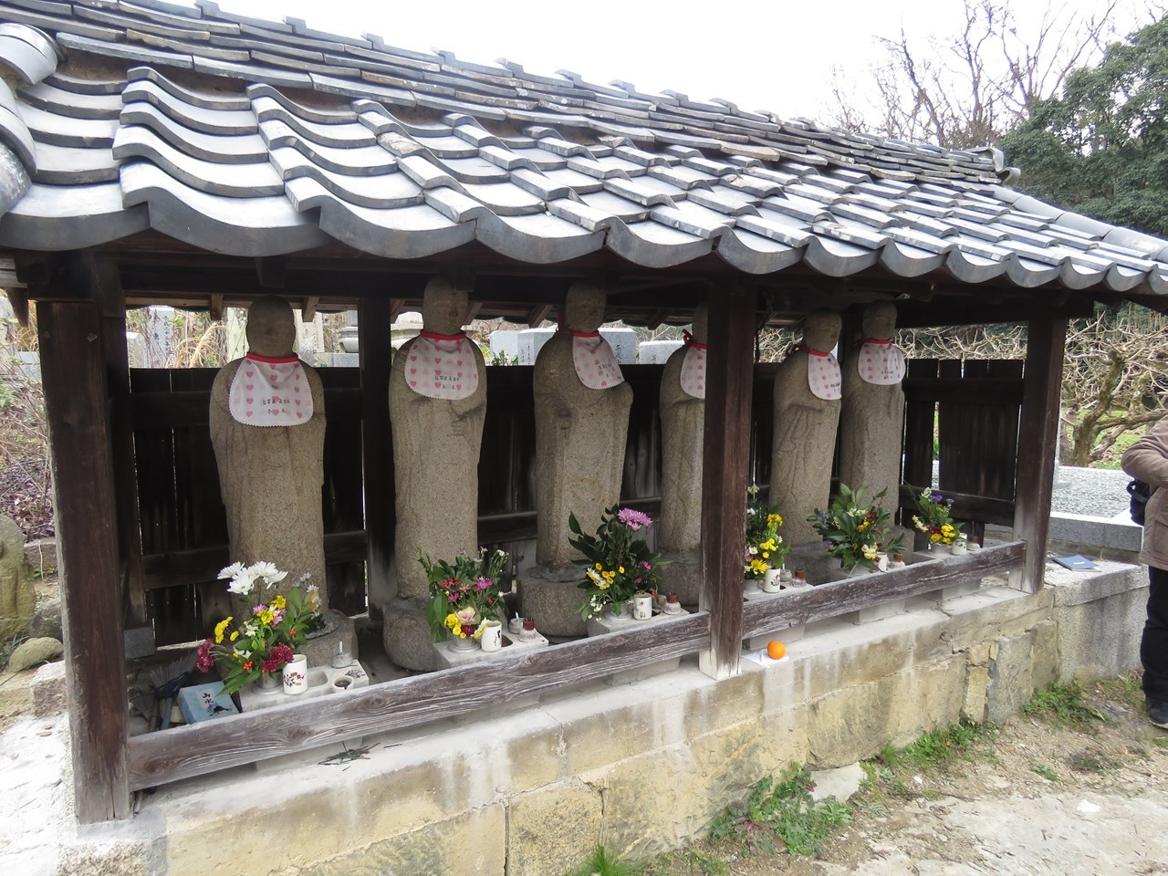 s-念仏寺 六地蔵