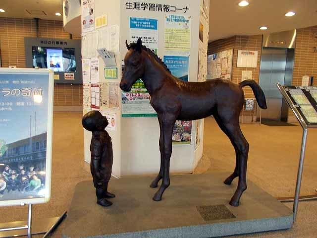 ⑯浦河図書館入り口SCN1202