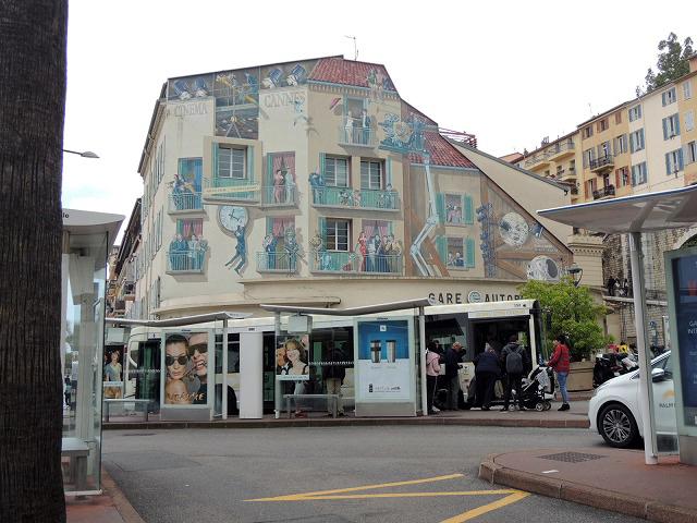 カンヌの街角DSCN9255