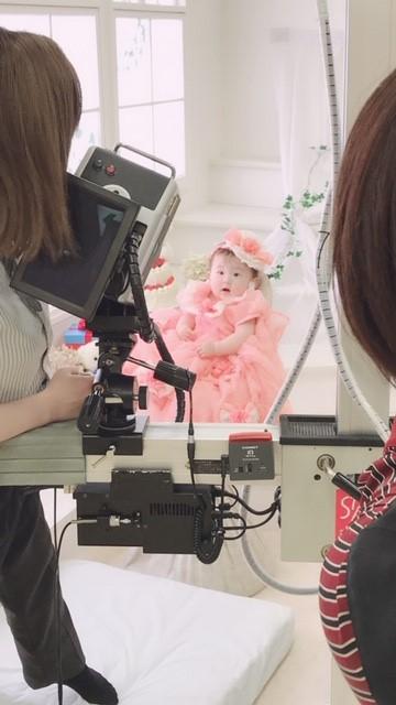 ハーフバースデースタジオ②