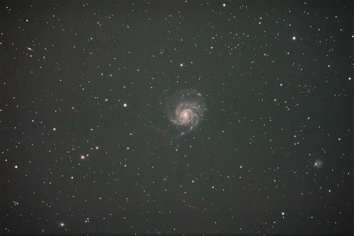 20190599 M101 4時間