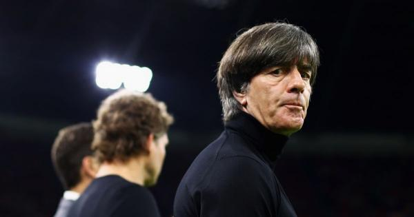 Joachim Low blames youth for 3-0 thrashing
