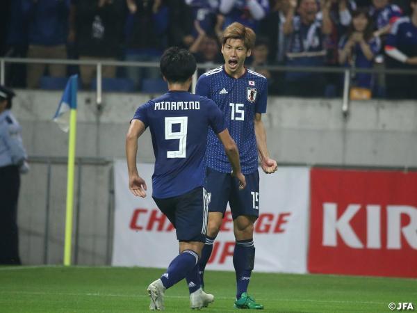 Japan [4]-2 Uruguay