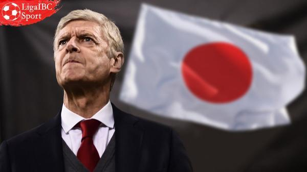 Arsene Wenger back in football by the start of next year with PSG and the Japan national team interested