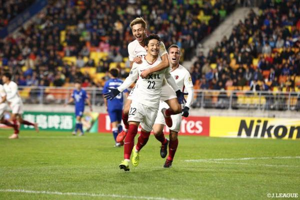 Kashima reaches Asian Champions League final for 1st time