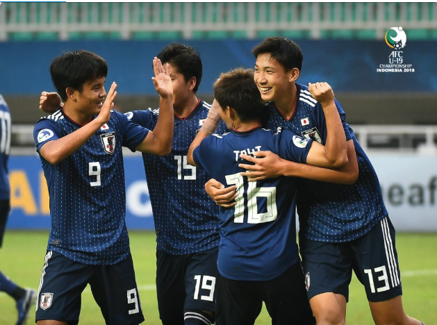 Japan The reigning champions will face Indonesia in the quarter-finals