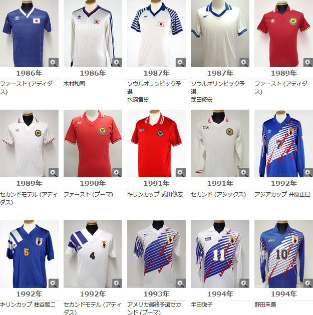 which is best all japan kits in history 1