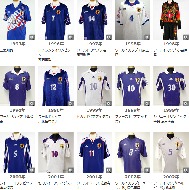 which is best all japan kits in history 2