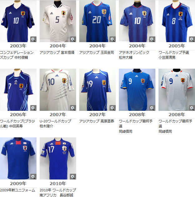 which is best all japan kits in history 3