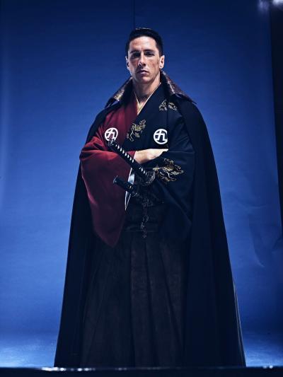 Torres samurai suit