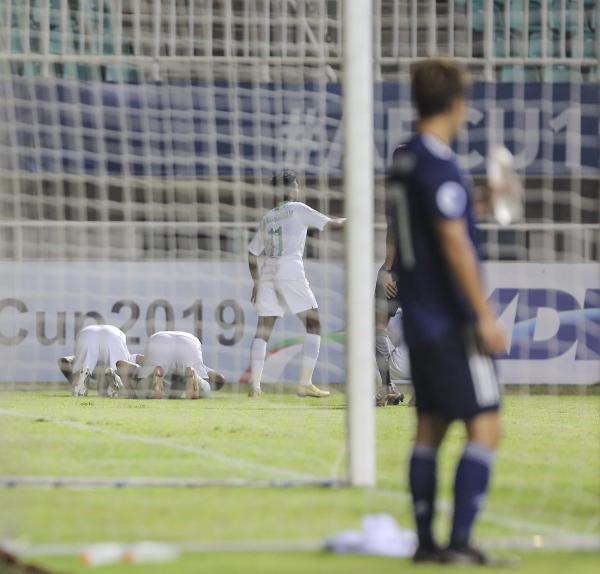 Under 19 #AsianCup2019 japan 0_2 saudi