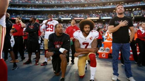 US national anthem protests