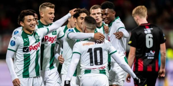 Excelsior 2-4 Groningen Ritsu Doan goal