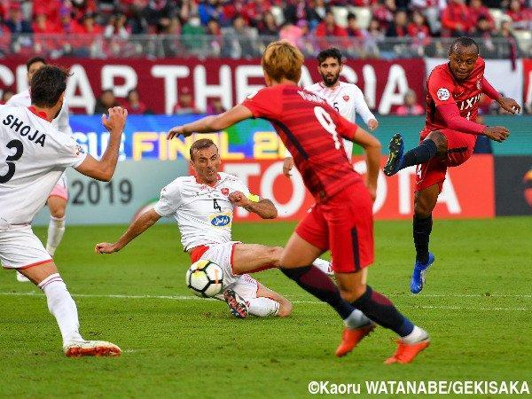 Kashima Antlers 2-0 Persepolis ACL finals