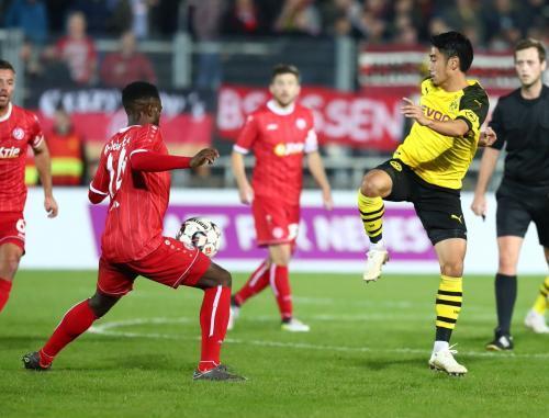 kagawa 4 assists U23
