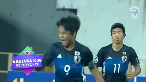 Best 17 Year Olds in Football 2018_2019 kubo takefusa