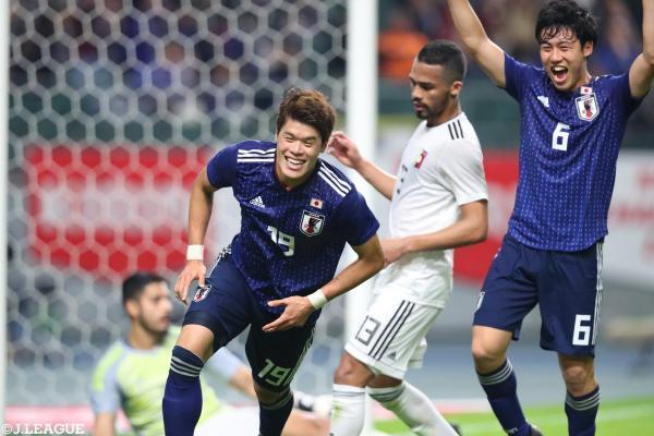 Sakai Hiroki goal against Venezuela