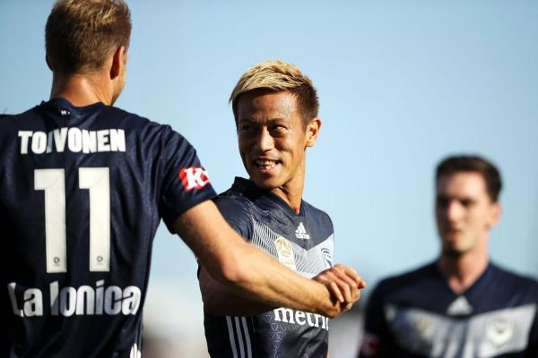 Keisuke Honda,goal all class from the spot