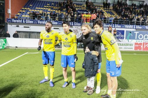 Saint-Trond [2]-2 Anderlecht - Tomiyasu goal