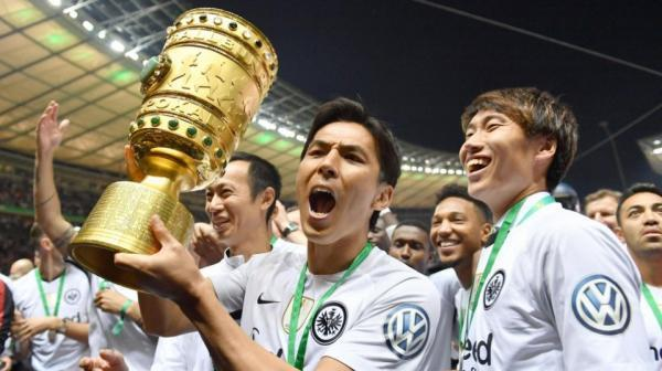 Former Japan captain Makoto Hasebe is named Asian International Player of the Year