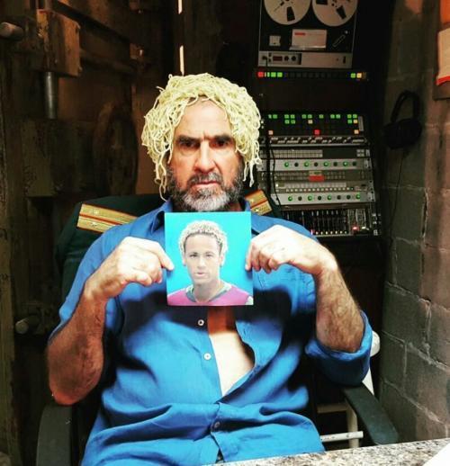 Cantona neymar