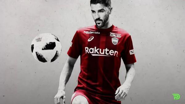 David Villa announces hes joining Vissel Kobe
