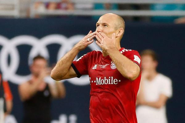 Arjen Robben has confirmed that he will leave Bayern Munich at the end of this season