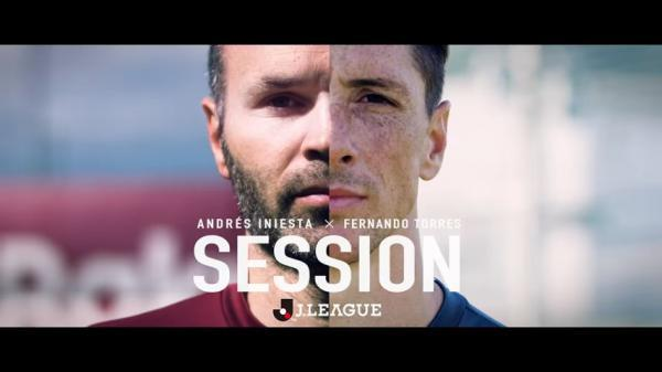 Andrés Iniesta and Fernando Torres talk about their adventure in J League