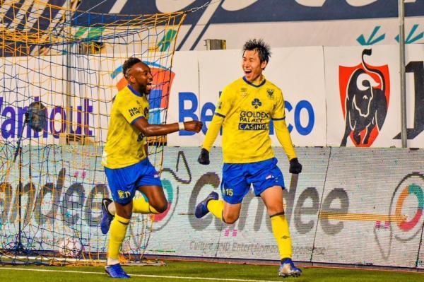 Kamada Daich goal against Standard_RSCL 2018