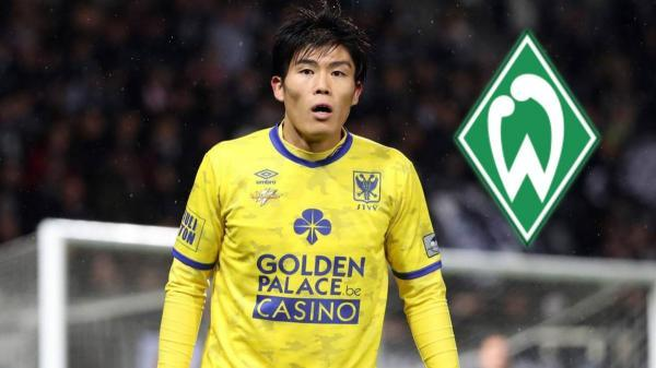 Werder Bremen are interested in Sint-Truiden defender Takehiro Tomiyasu