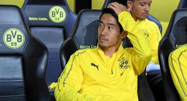 Kagawa also nicht im Kader gegen Monaco