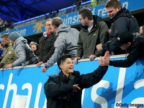 St Pauli 2-0 Furth Ryo Miyaichi goal