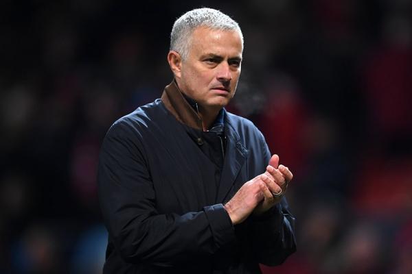 Jose Mourinho parts company with Man Utd