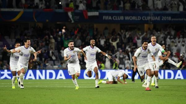 Al Ain reaches the final after beating River Plate on penalties