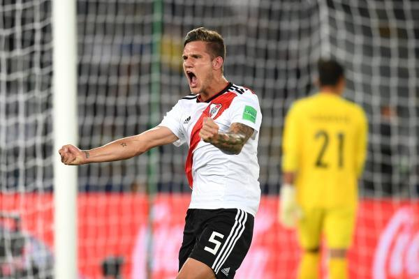 Kashima 0-1 River Plate goal Bruno Zuculini