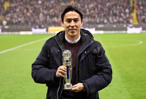 Makoto Hasebe Asias International Footballer Of The Year