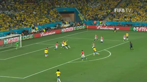 BRAZIL vs CROATIA 2014 FIFA World Cup play back